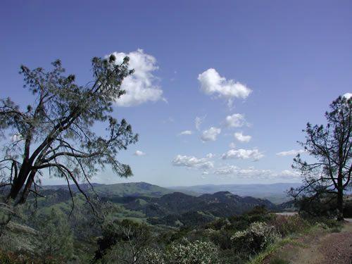 From Peak to the Bay - Mt. Diablo, CA