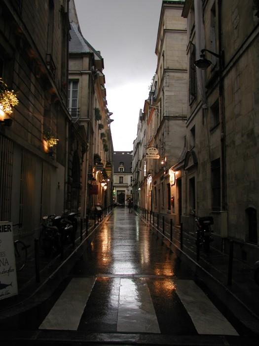 Paris Rain 2003